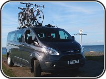 John O'Groats Cyclist Transport Service